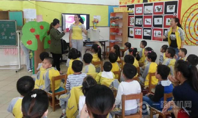 最佳伙伴國際幼兒園加盟