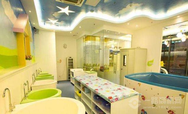 小龙宫婴儿游泳馆加盟