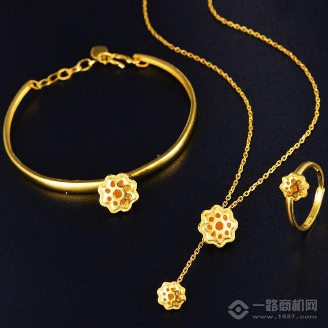 李福記珠寶加盟