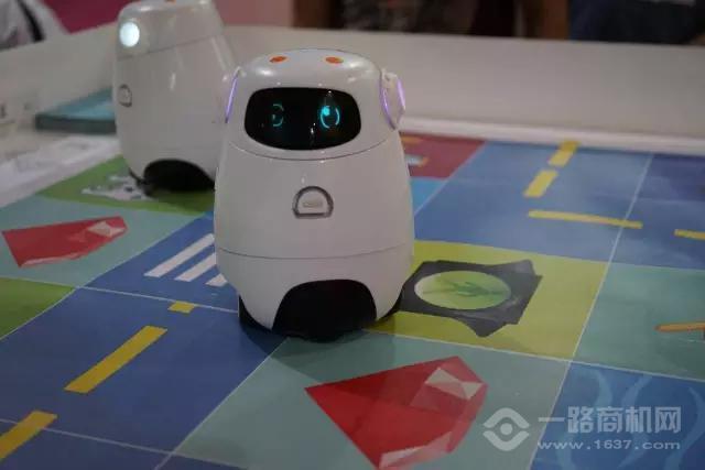 小卡机器人加盟