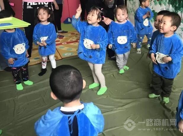 德培國際早教中心加盟
