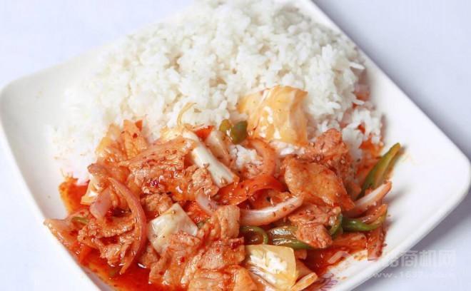 伍零虾虾汁拌饭加盟