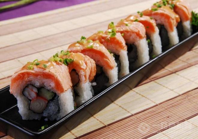 壹合寿司家加盟