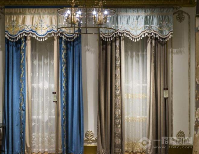 城市領秀窗簾