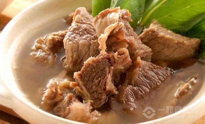 黄犇记牛肉汤