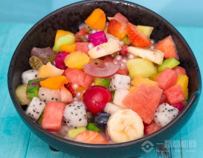 水果捞加盟