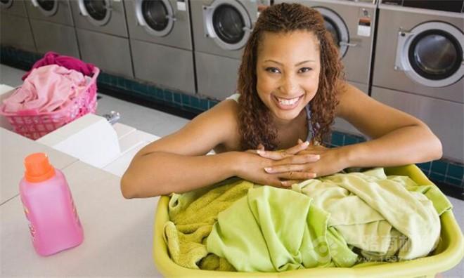 洗衣婆干洗加盟