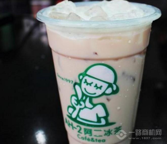 阿2冰茶加盟