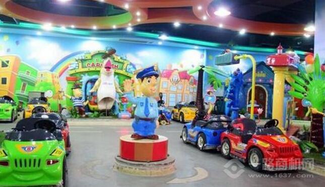 大帝鹅世界儿童乐园加盟