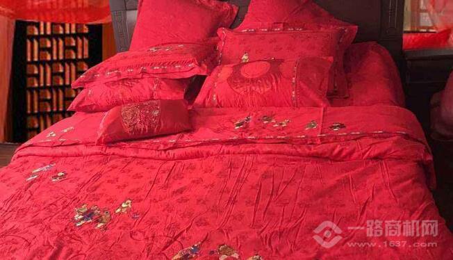 红蜻蜓家纺加盟