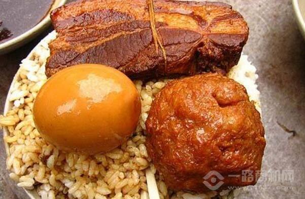 李元爸甏肉饭加盟