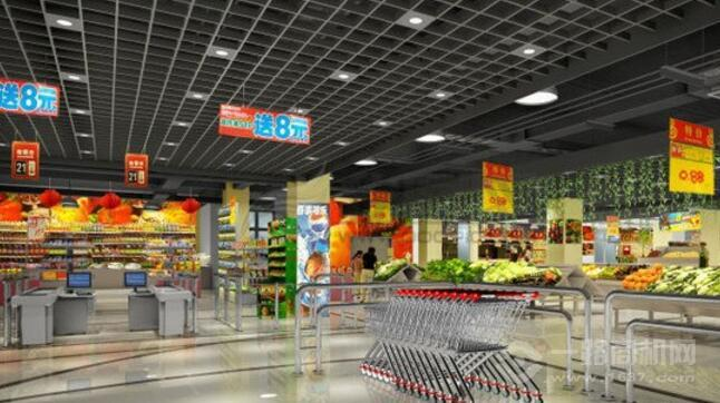 喜多麗連鎖超市