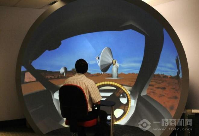 即视互动VR主题游乐馆加盟