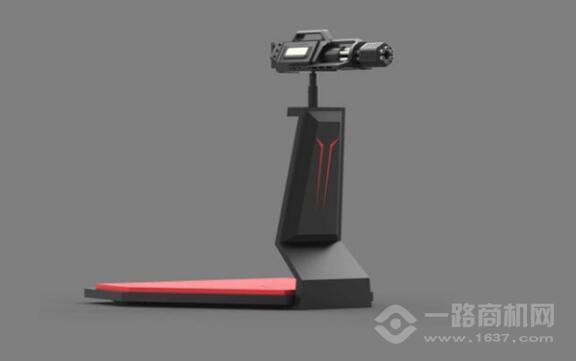 即视互动VR主题游乐馆