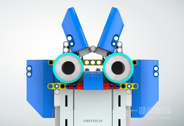 优必选智能机器人加盟