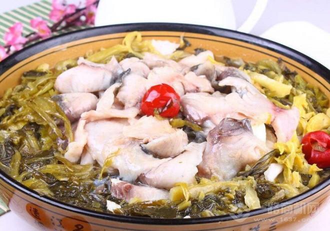 抓鱼老坛酸菜鱼加盟