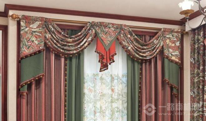 路易雪莱窗帘