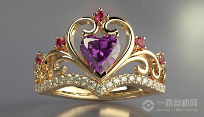 周生福珠宝加盟