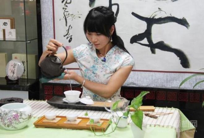 天一堂茶业加盟