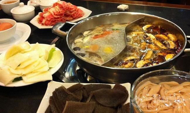 谷珍园火锅