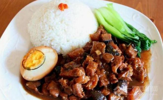米当家台湾卤肉饭