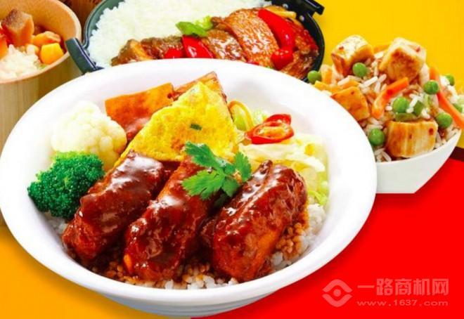 米当家台湾卤肉饭加盟