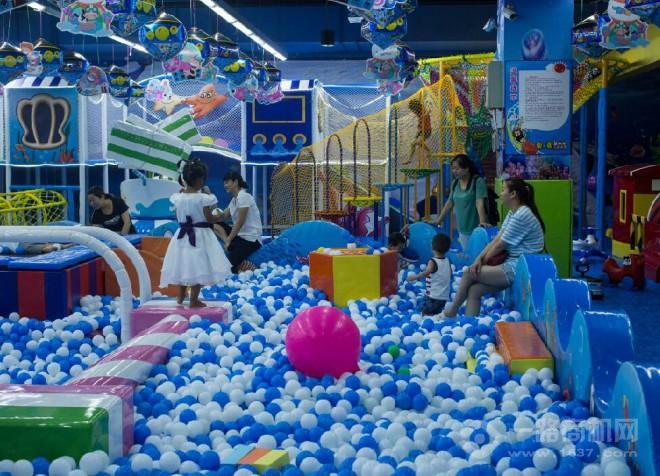 大米王国儿童乐园加盟