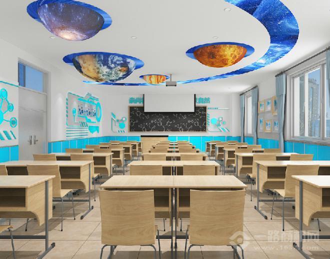 抱未来艺术科学教室加盟