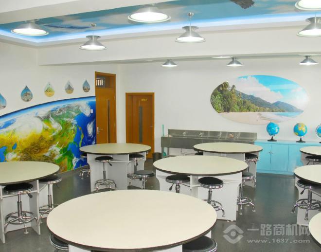 抱未来艺术科学教室