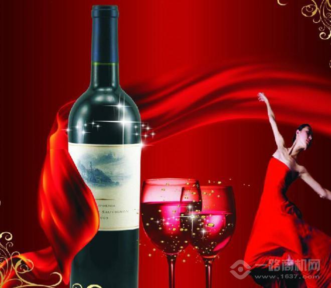 龍船莊紅酒