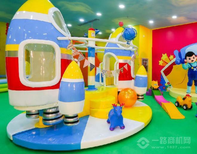 开心大本营儿童乐园加盟