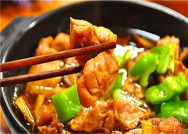 膳当家黄焖鸡米饭加盟