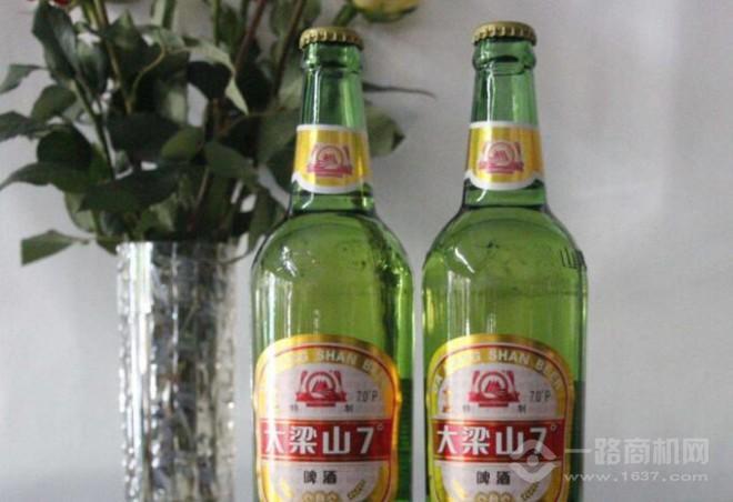 大梁山啤酒加盟