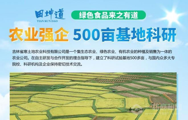 田坤道生态食品加盟