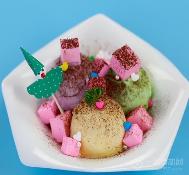 斯味可冰淇淋加盟