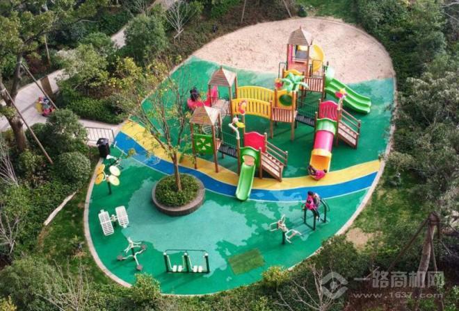 嗨玩猴儿童乐园加盟
