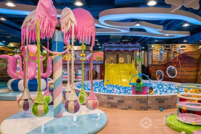 嗨玩猴儿童乐园