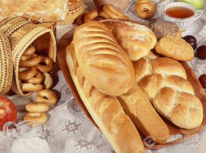 贝克达人面包