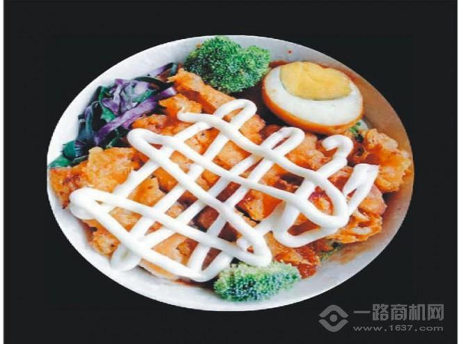 苏小饭烤肉拌饭加盟