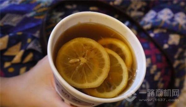 模子奶茶加盟