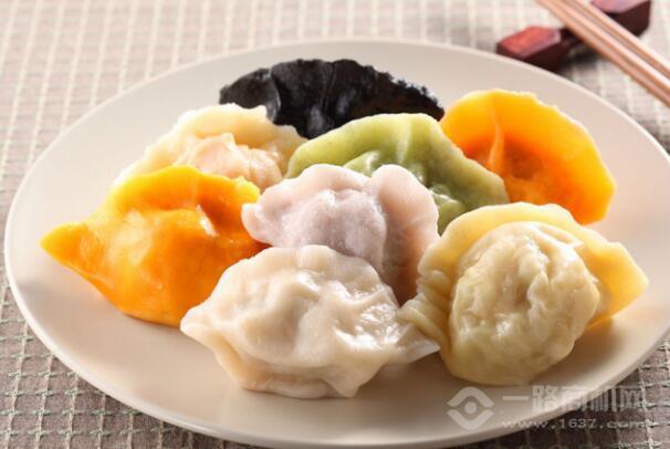 金麦福水饺加盟