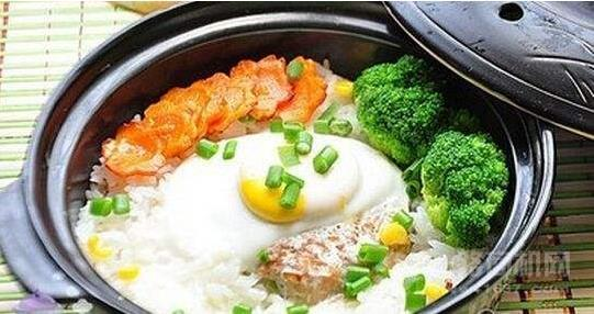 陶汽煲砂锅饭