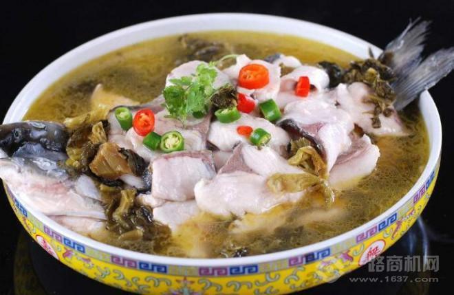 江湖情酸菜鱼加盟