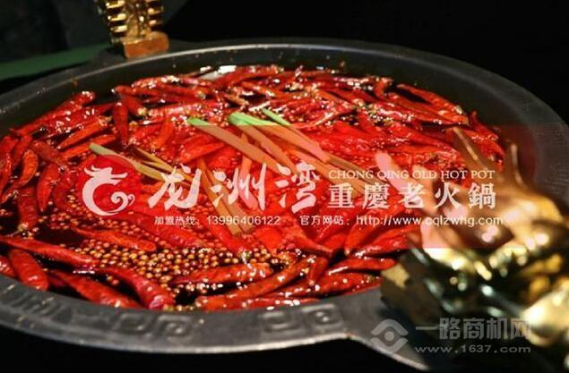 重庆龙洲湾老火锅加盟