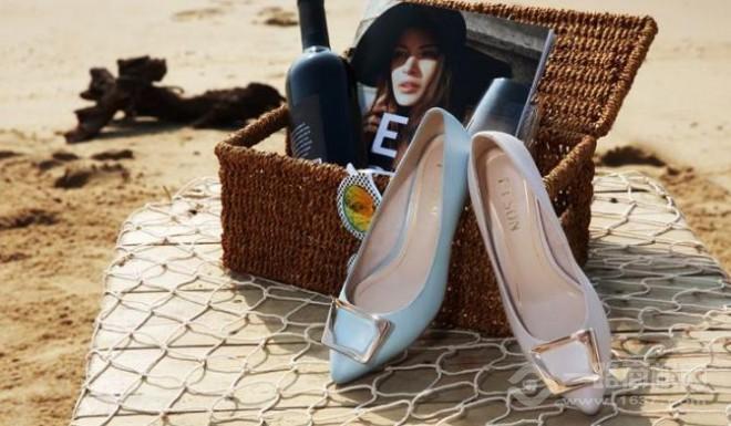 百田森女鞋