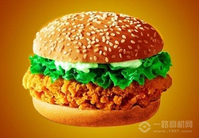 海狸堡贝炸鸡汉堡加盟