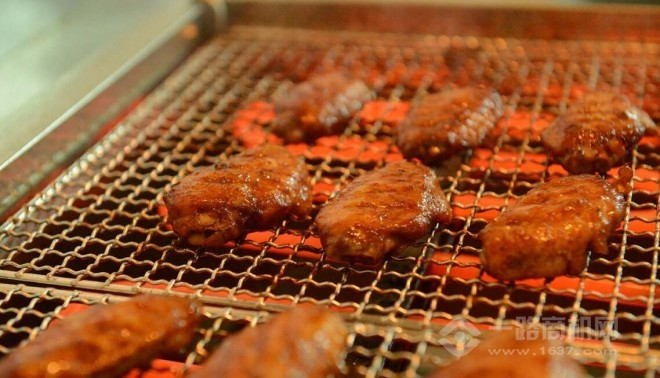 嘢兽酱烧烤肉饭