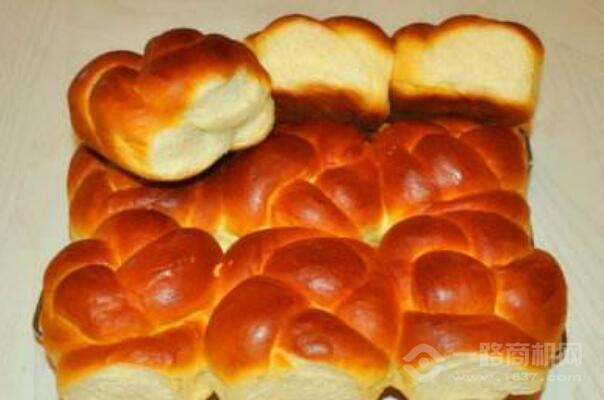 纯麦香手撕老面包