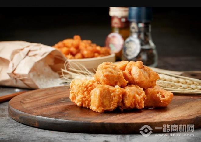 米开朗香香鸡加盟