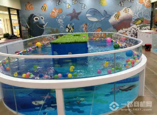 游乐美婴儿游泳馆加盟
